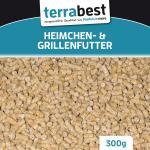 Heimchen & Grillenfutter 300gramm