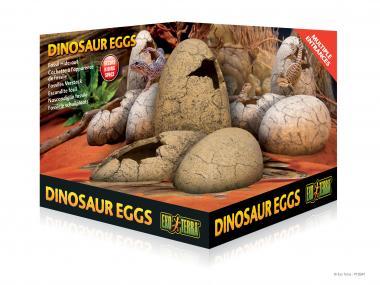 Exo Terra DINOSAUR EGGS / fossiles Versteck
