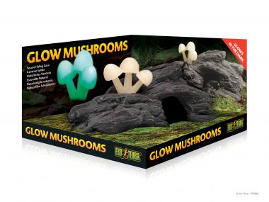 Exo Terra  Glow Mushrooms