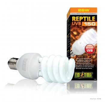 Exo Terra Reptile UVB150 Wüstenterrarienlampe