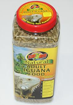 Futterpellets ausgewachsene Leguane 567g