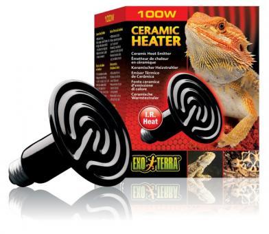 Exo Terra Ceramic Heater 100 Watt