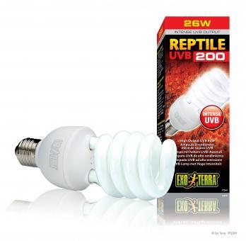 Exo Terra Reptile UVB200 Wüstenterrarienlampe 25 Watt