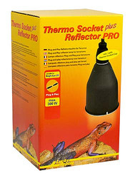 Lucky Reptile Thermo Socket + Reflector PRO Lang