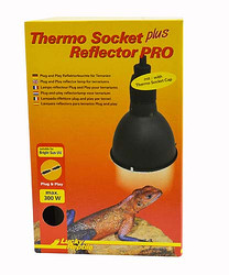 Lucky Reptile Thermo Socket + Reflector PRO klein