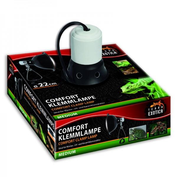 Comfort Klemmlampe Medium 22 cm - Comfort Clamp Lamp
