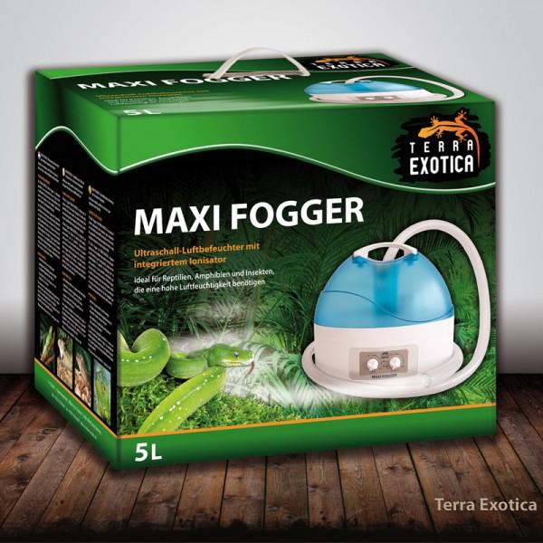 Terra Exotica Maxi Fogger Ultraschall Luftbefeuchter