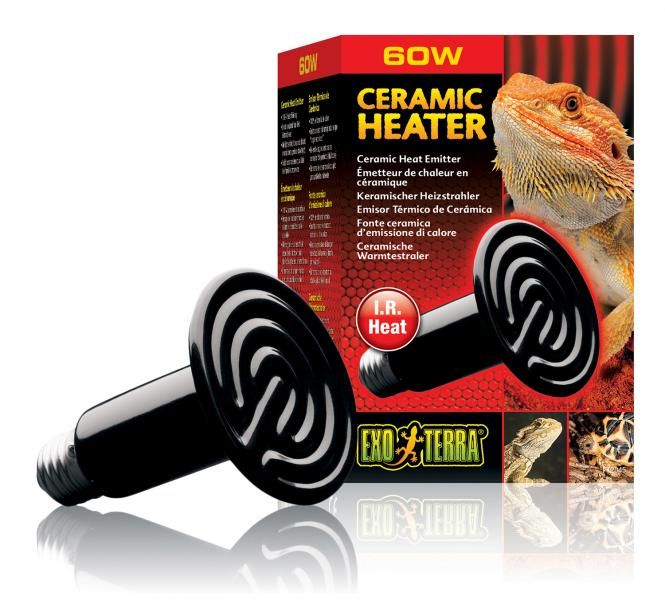 Exo Terra Ceramic Heater 60 Watt