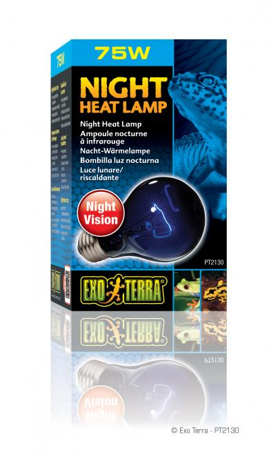 Exo Terra Mondscheinlampe  NIGHT HEAT LAMP