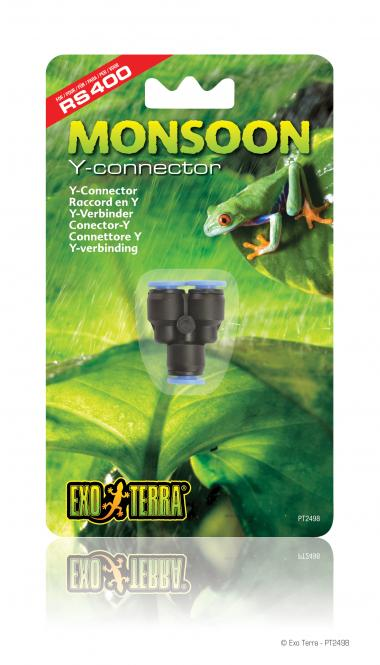 Exo Terra  MONSOON  Y-Connector