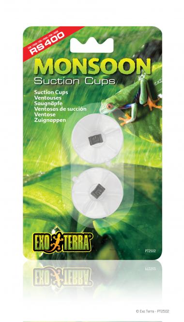 Exo Terra  MONSOON SUCTION CUPS Sauger